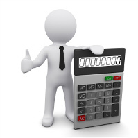 Calculate repayment costs on business funding.