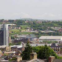 Fastest-Bridging-Loans.Co.UK: Picture of Blackburn town.